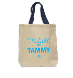 Women for Tammy Tote Bag